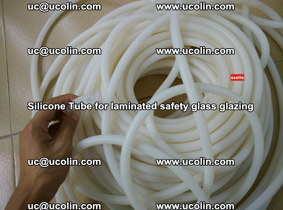 Silicone Tube for EVALAM EVALAM MASSIVE EVASAFE COOLSAFE EVAFORCE safety glazing (8)